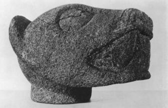 Siskind-1943-PreColumbianHead